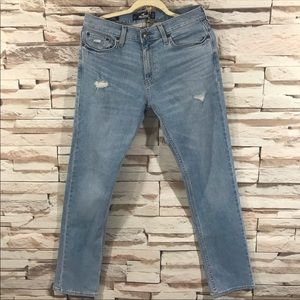 Hollister Slim Straight Jeans Sz W30 L32 (Y29)